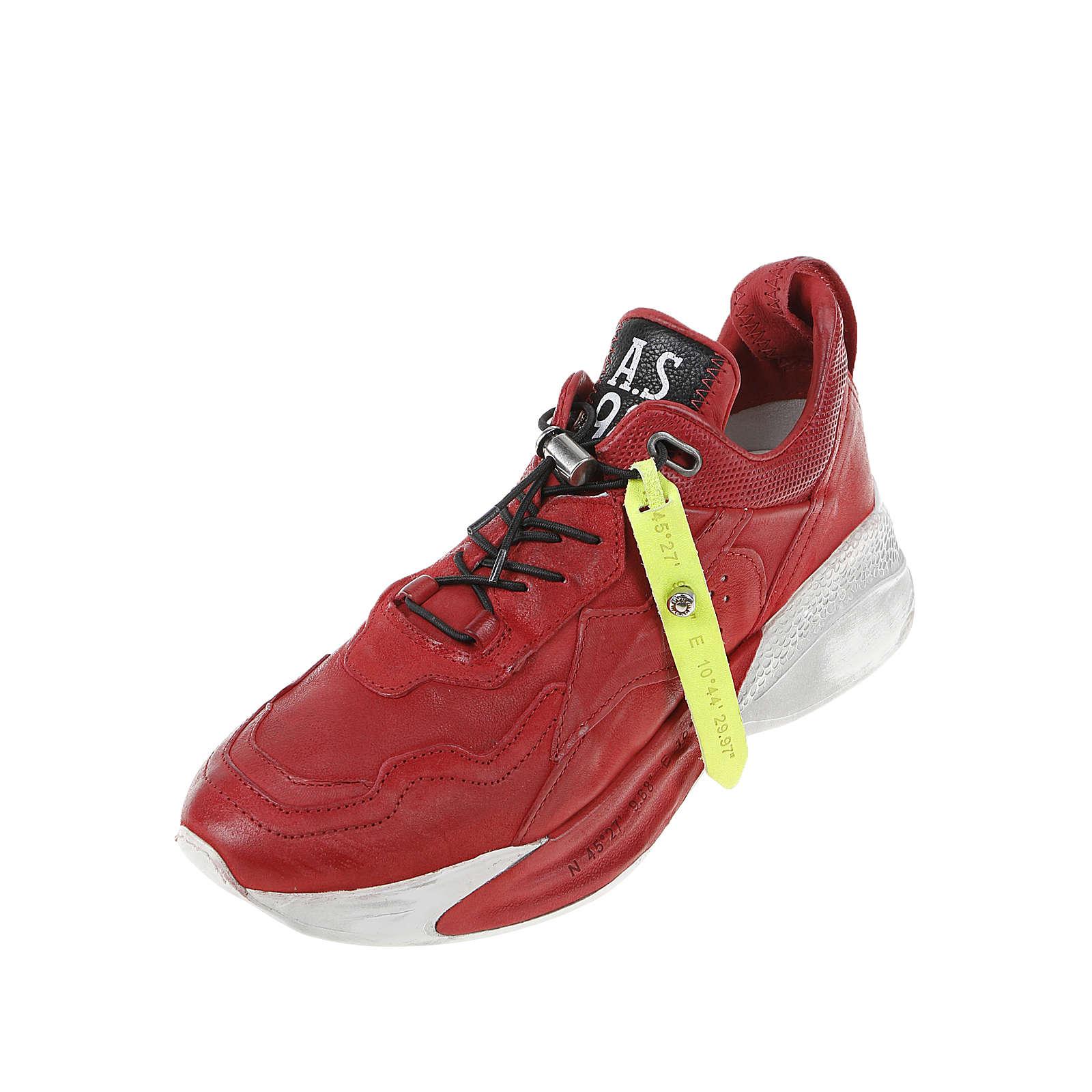 A.S.98 Sneaker Sneakers Low rot Damen Gr. 40