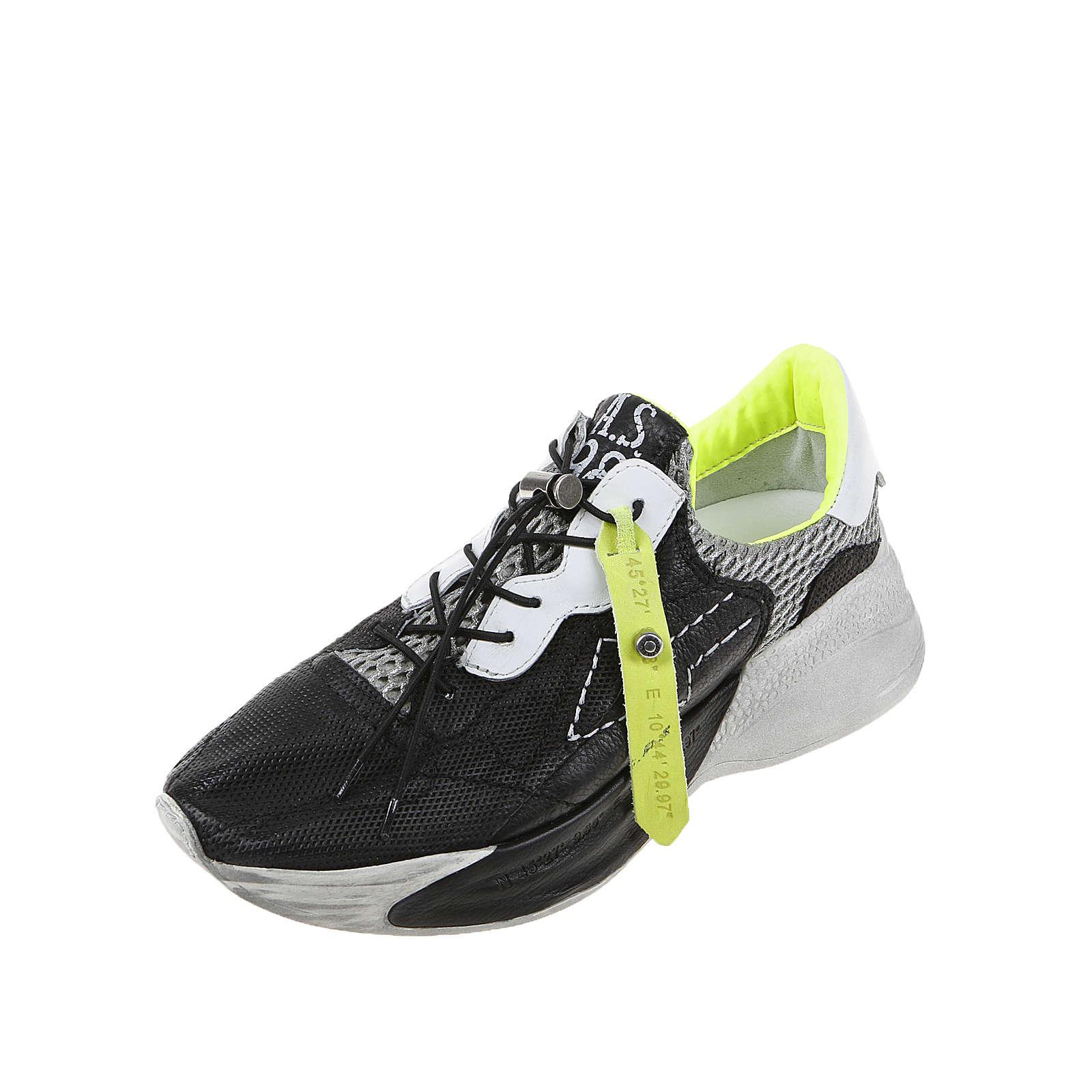 A.S.98 Sneaker Sneakers Low schwarz Damen Gr. 40