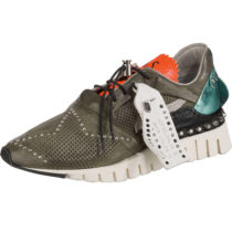 A.S.98 Sneakers Low khaki Damen Gr. 37