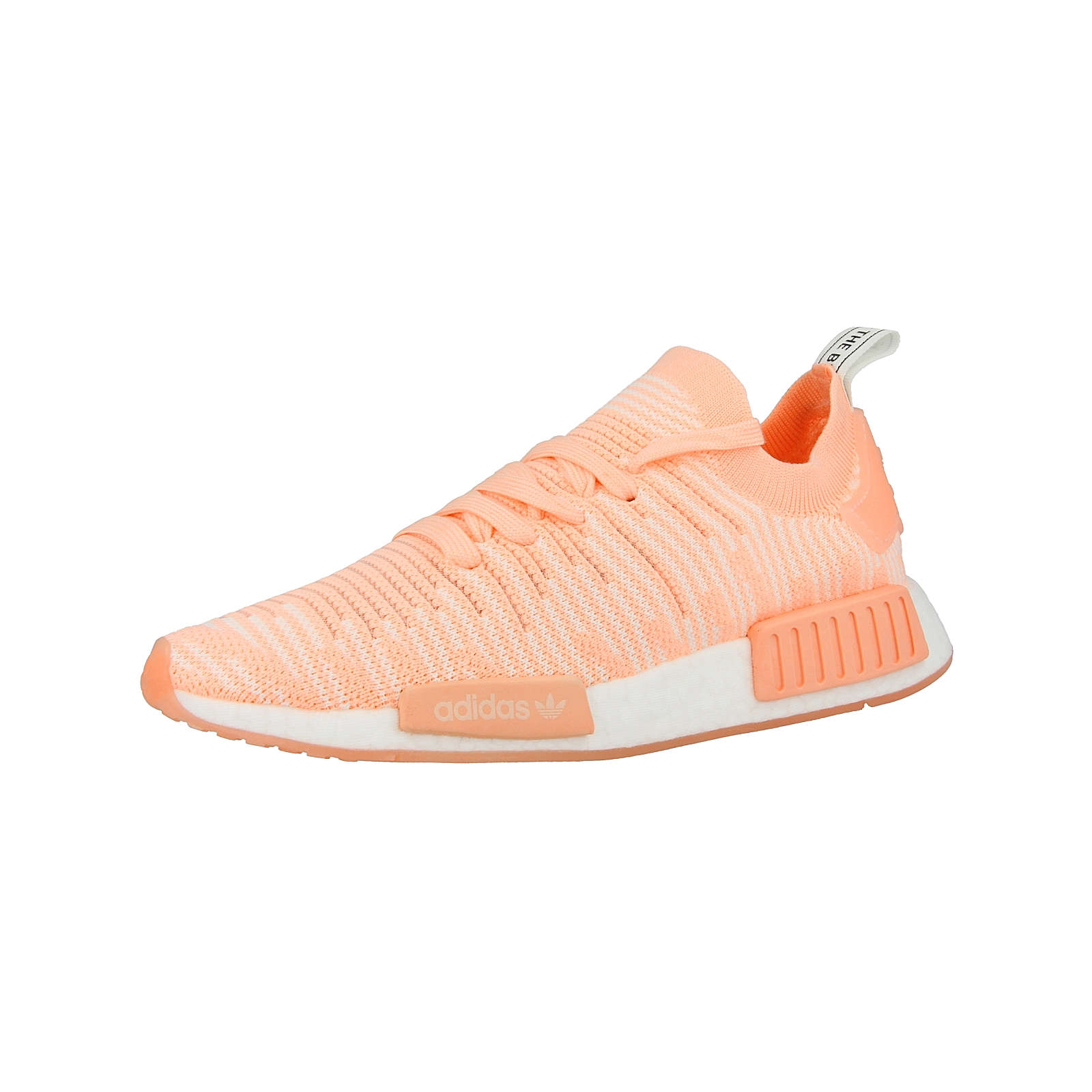 adidas Originals NMD_R1 STLT Primeknit orange Damen Gr. 38 2/3