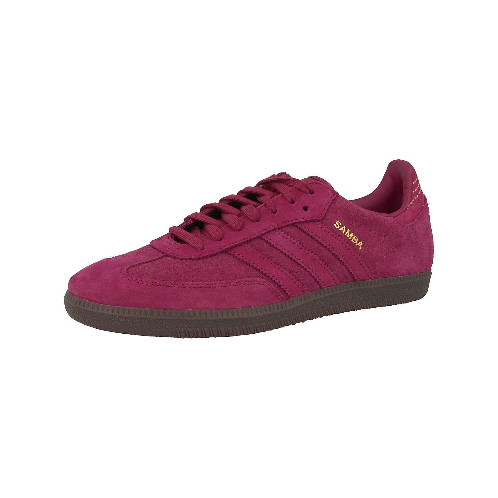 adidas Originals Samba FB Sneakers Low rot Herren Gr. 44