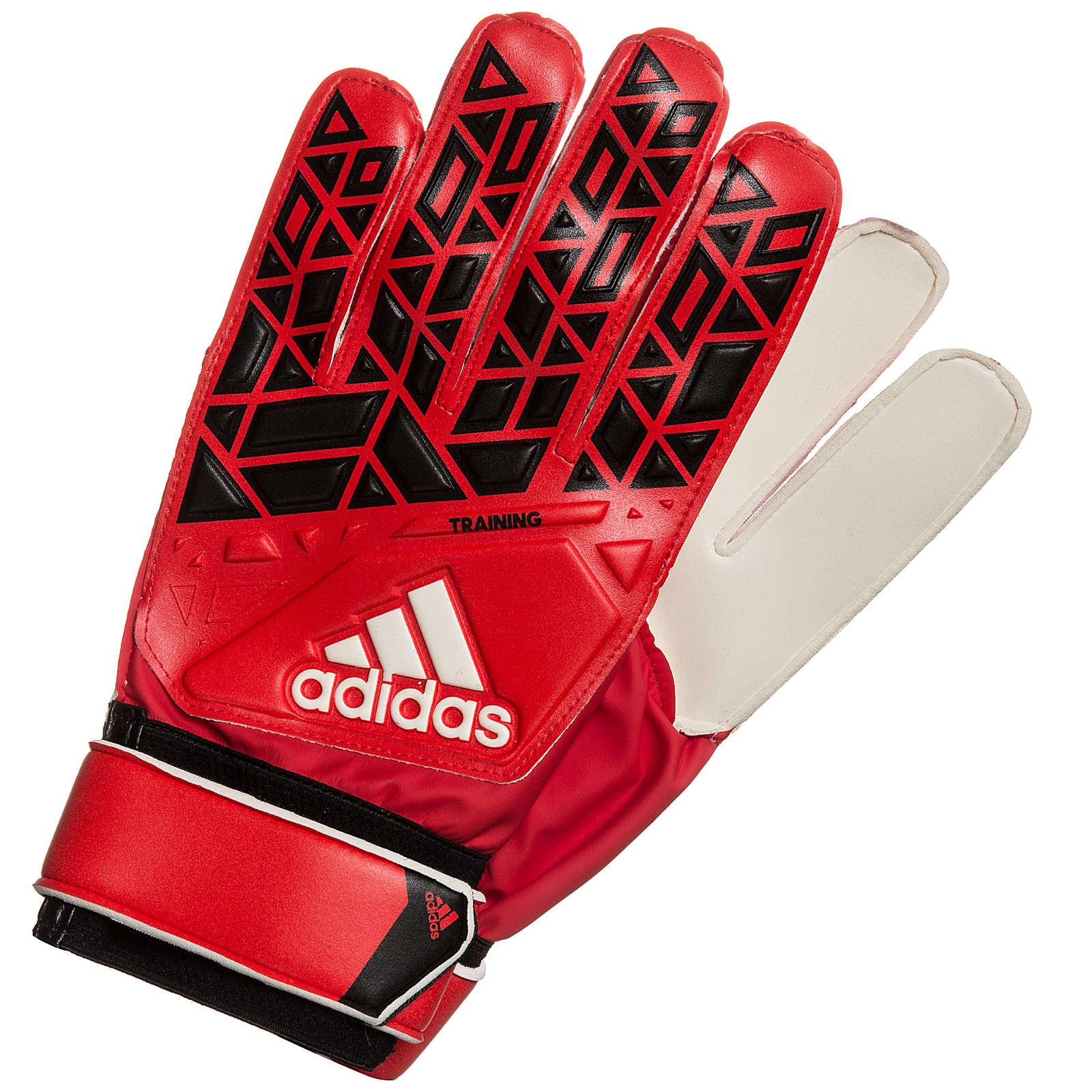 adidas Performance adidas ACE Training Torwarthandschuh Herren rot Herren Gr. 9