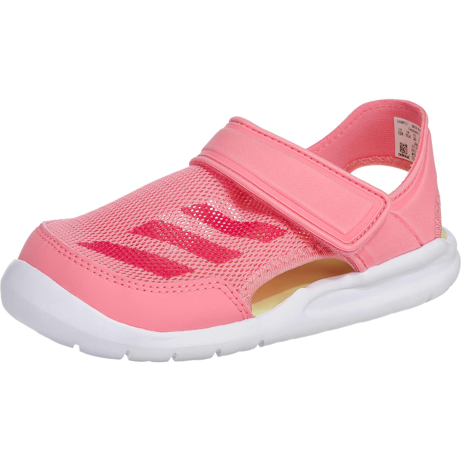 adidas Performance Baby Badeschuhe FortaSwim C für Mädchen rosa Mädchen Gr. 32