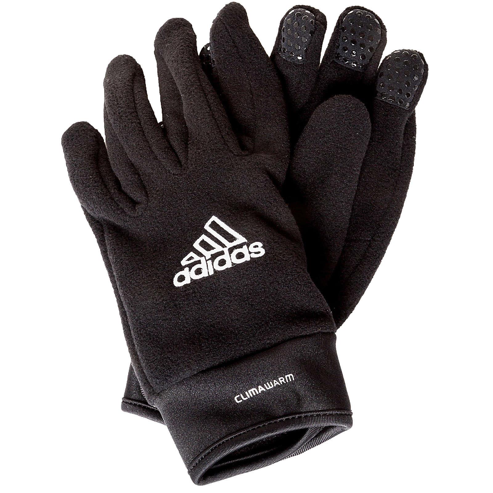 adidas Performance Feldspieler Handschuh schwarz/weiß Gr. 7,5
