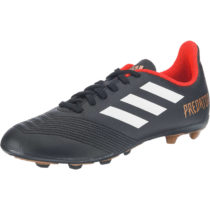 adidas Performance Fußballschuhe PREDATOR 18.4 FxG J für Jungen schwarz Junge Gr. 34