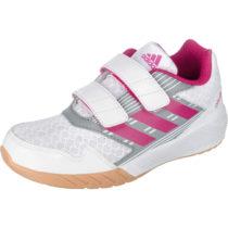 adidas Performance Laufschuhe AltaRun CF K für Mädchen weiß Mädchen Gr. 28