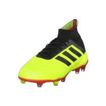 adidas Performance Predator 18.1 mit Nocken-Profil FG BB6354 Fußballschuhe gelb-kombi Herren Gr. 46