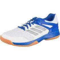 adidas Performance Speedcourt M Hallenschuhe weiß Herren Gr. 41 1/3