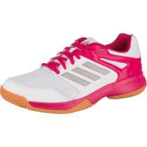 adidas Performance Speedcourt W Hallenschuhe weiß Damen Gr. 42
