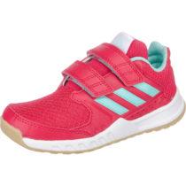 adidas Performance Sportschuhe FortaGym CF K für Mädchen pink Mädchen Gr. 39 1/3