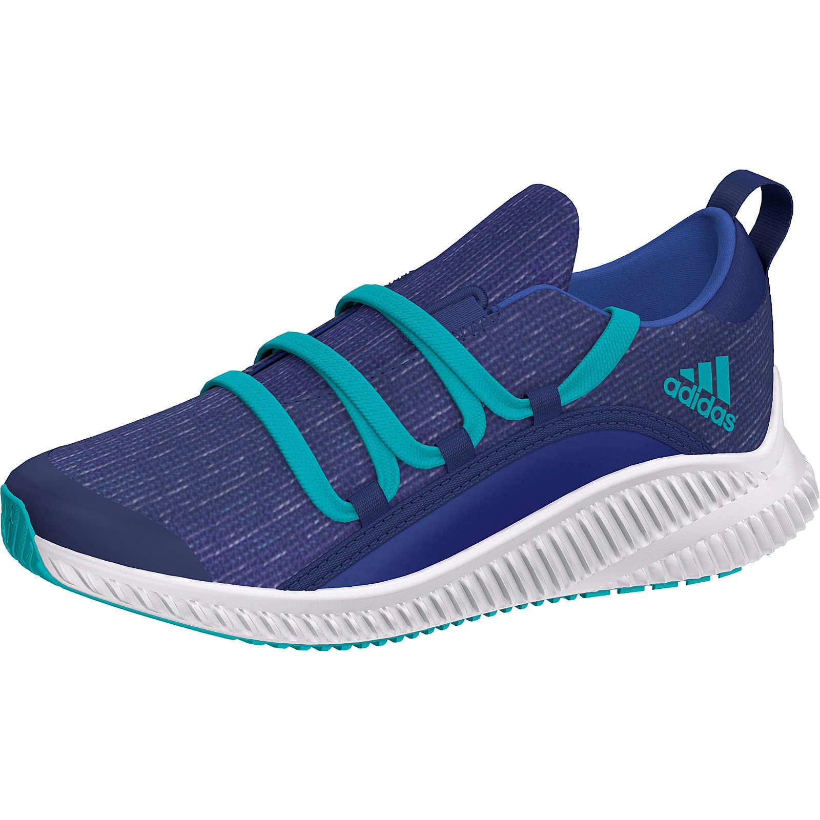 adidas Performance Sportschuhe FortaRun X für Mädchen blau Mädchen Gr. 32