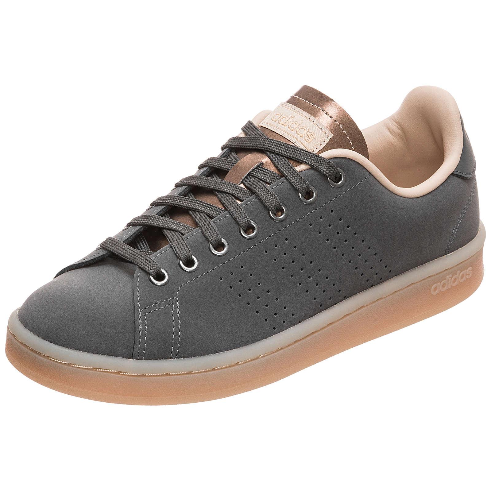 adidas Sport Inspired Advantage Sneaker Damen grau/braun Damen Gr. 41 1/3