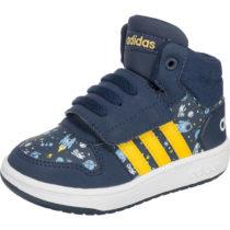 adidas Sport Inspired Baby Sneakers High HOOPS MID 2.0 I dunkelblau Junge Gr. 24