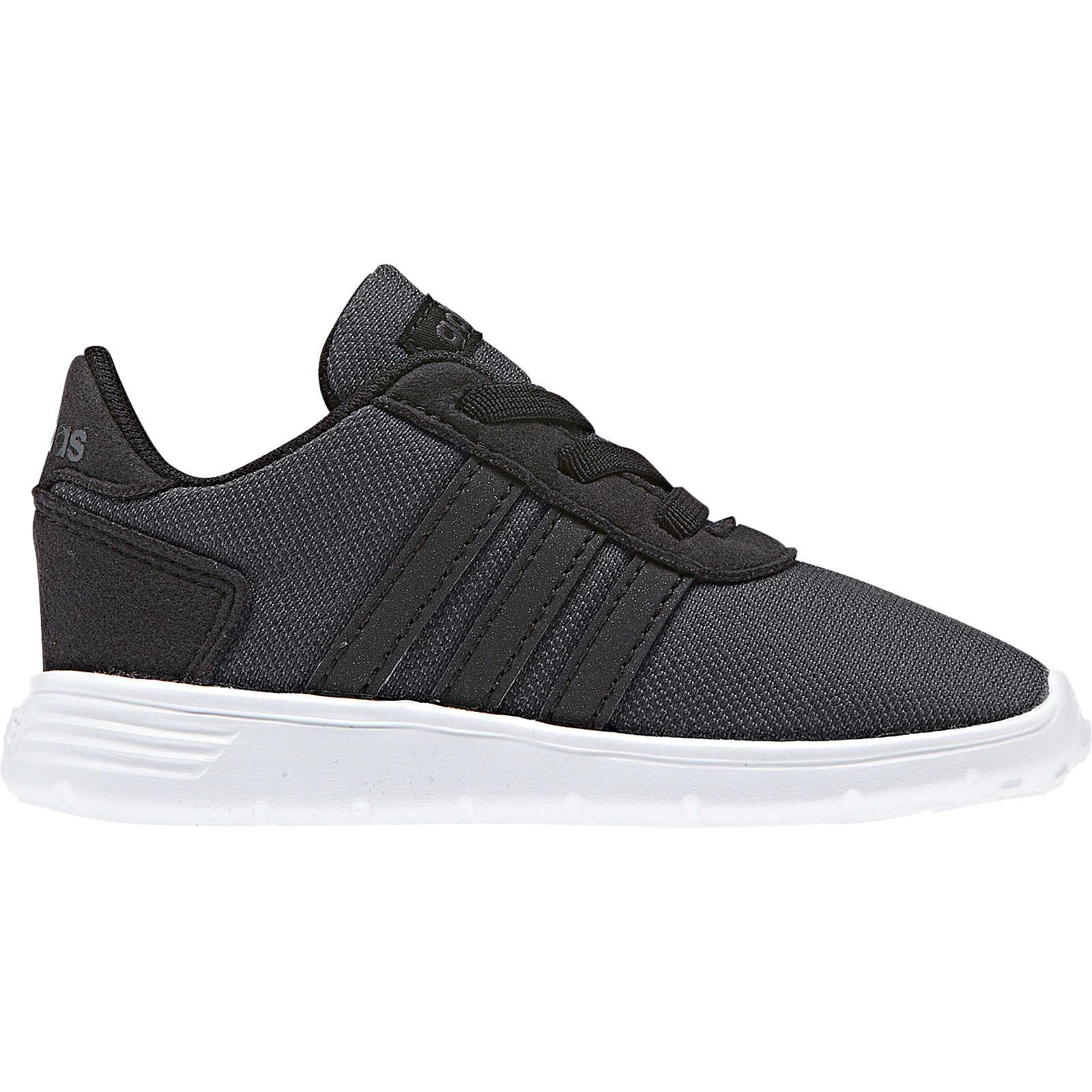 adidas Sport Inspired Baby Sneakers LITE RACER INF schwarz Gr. 19