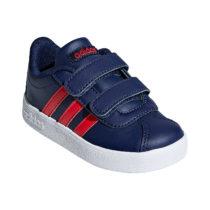 adidas Sport Inspired Baby Sneakers VL COURT 2.0 CMF I für Jungen dunkelblau Junge Gr. 27