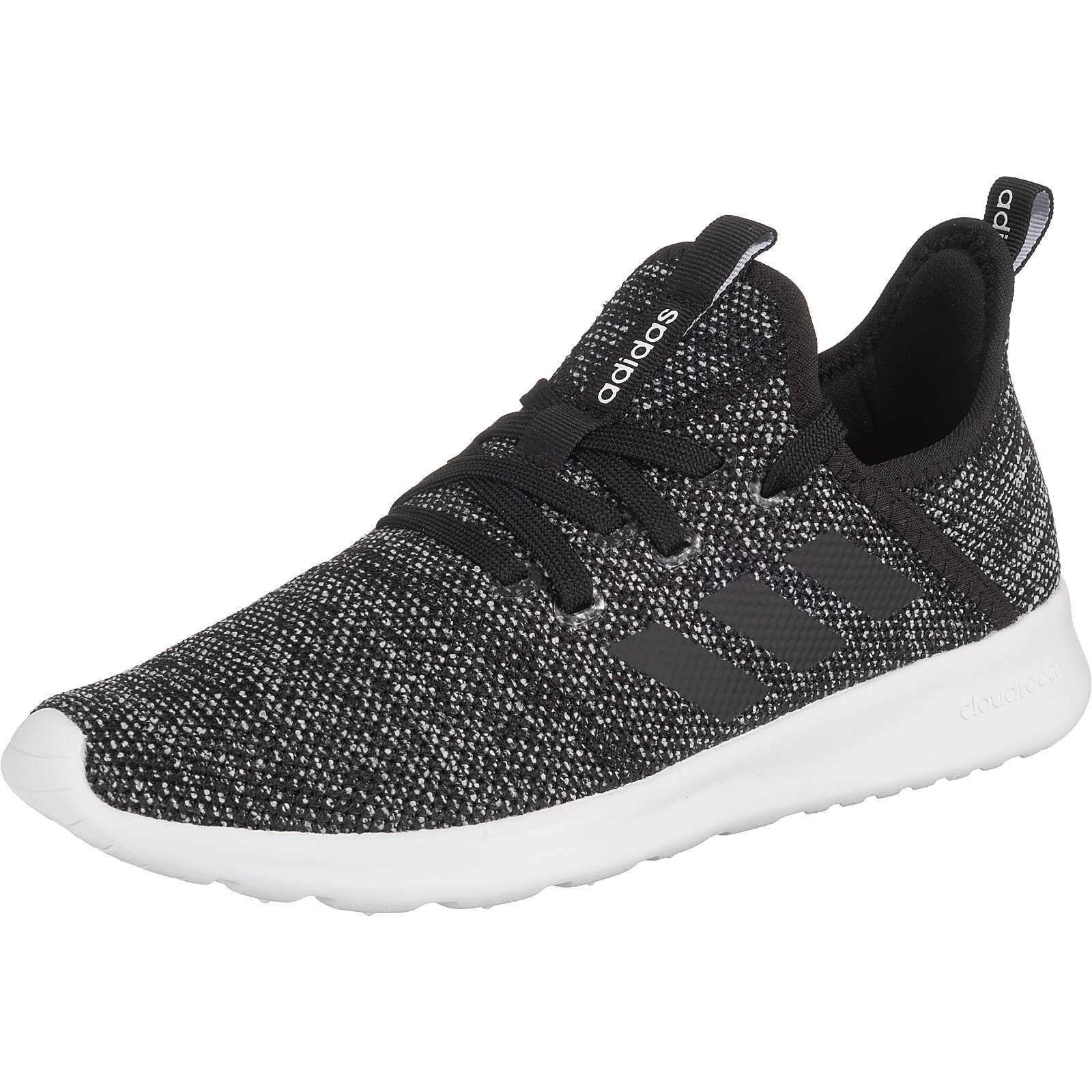 adidas Sport Inspired Cloudfoam Pure Sneakers Low schwarz Damen Gr. 40