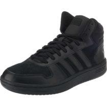 adidas Sport Inspired Hoops 2.0 Mid Sneakers High schwarz Herren Gr. 45 1/3