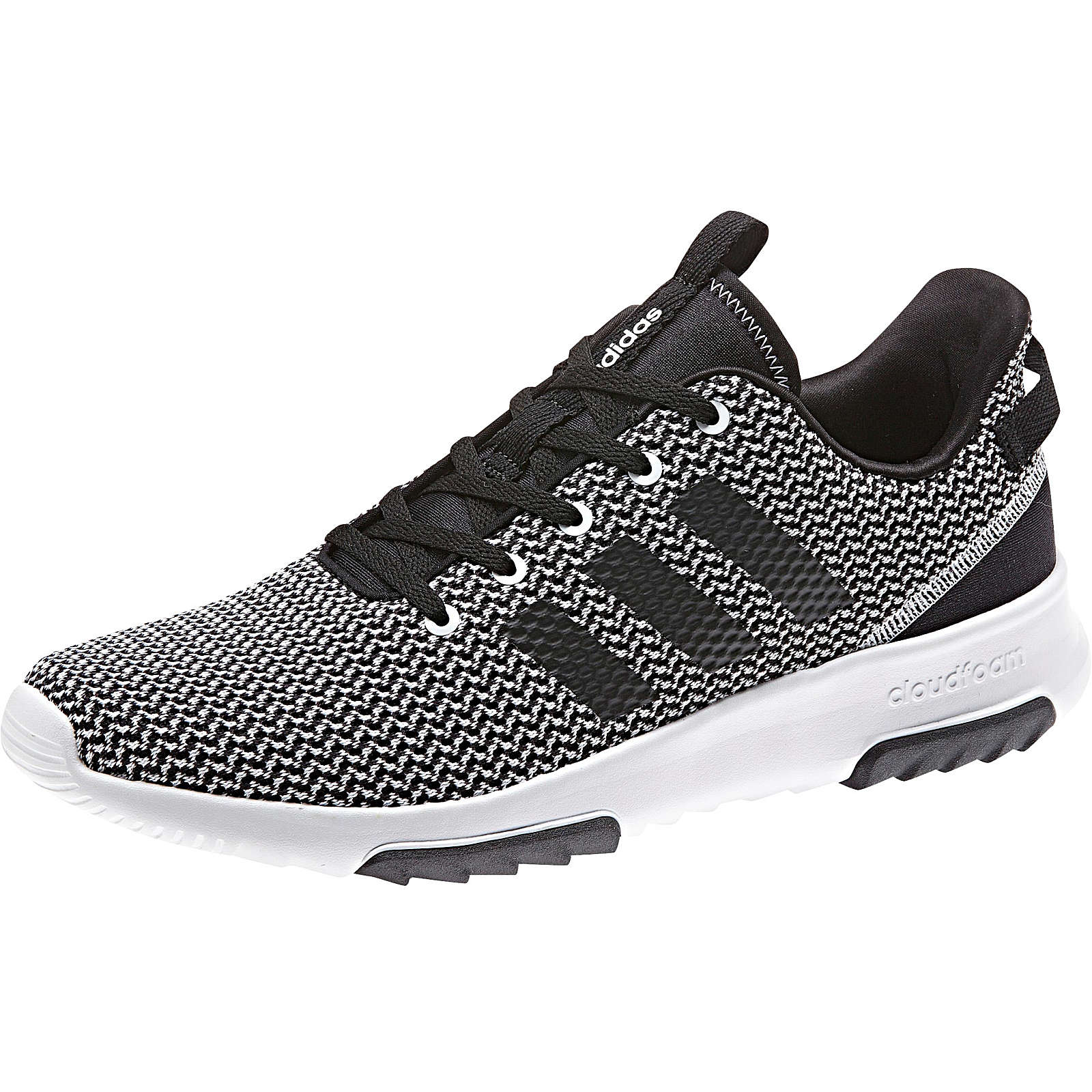 adidas Sport Inspired Sneaker CF Racer TR Sneakers Low grau Herren Gr. 45 1/3