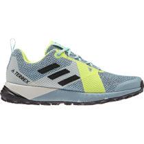 adidas TERREX Mountain Running Schuhe Two Laufschuhe grau Damen Gr. 38