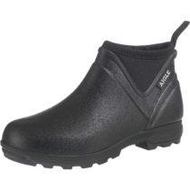 AIGLE LANDFOR Ankle Boots schwarz Damen Gr. 40