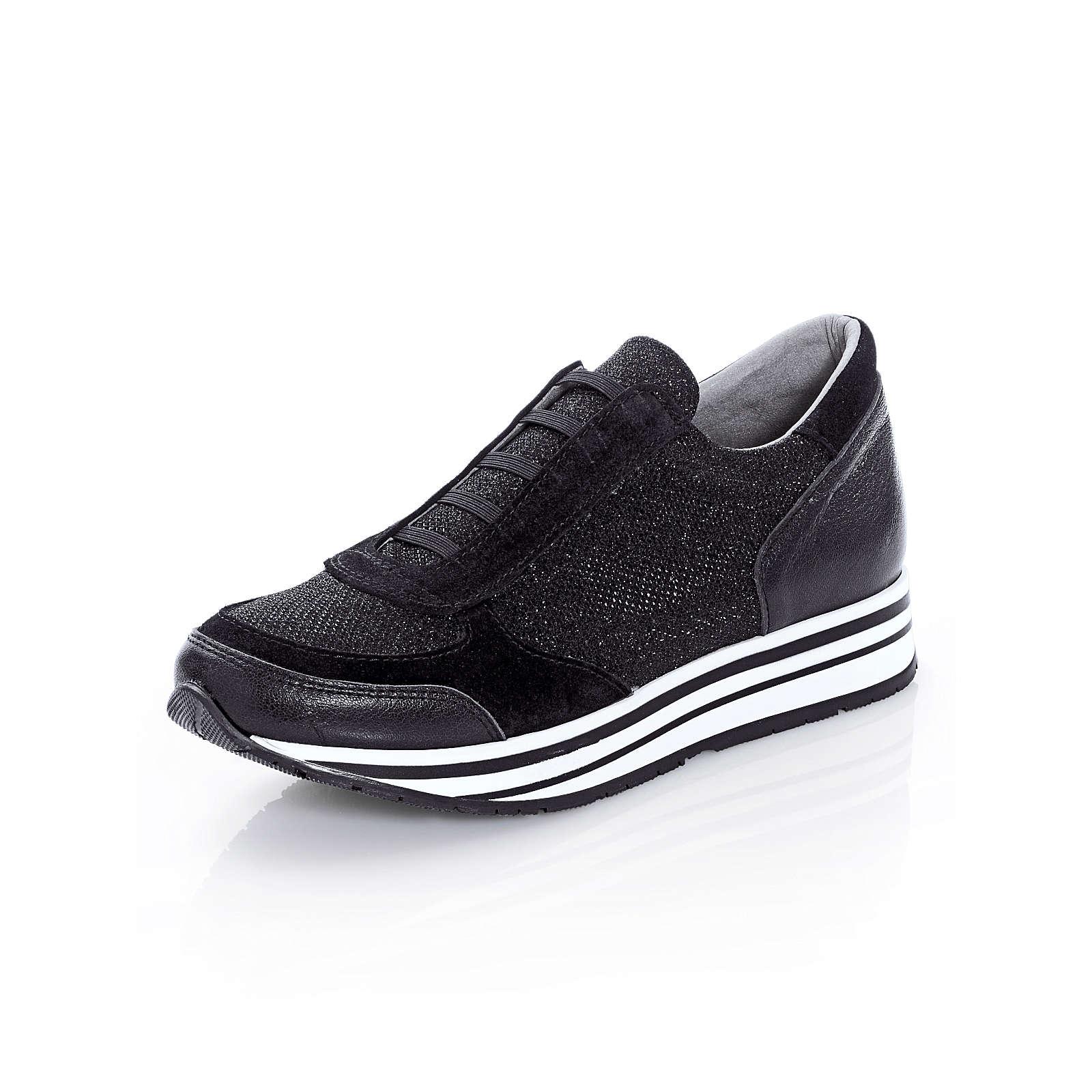 Alba Moda Sneaker schwarz Damen Gr. 38