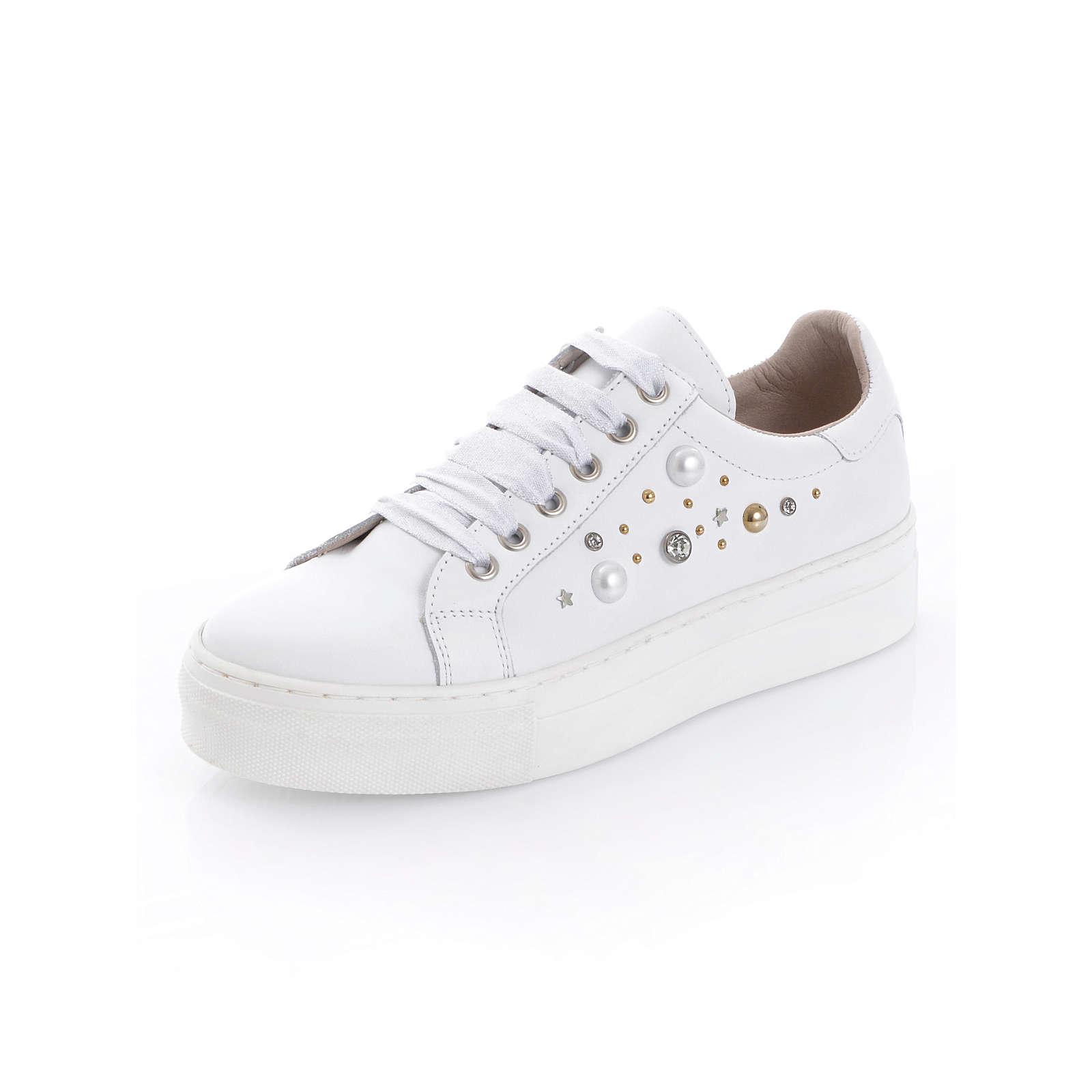 Alba Moda Sneaker weiß Damen Gr. 38