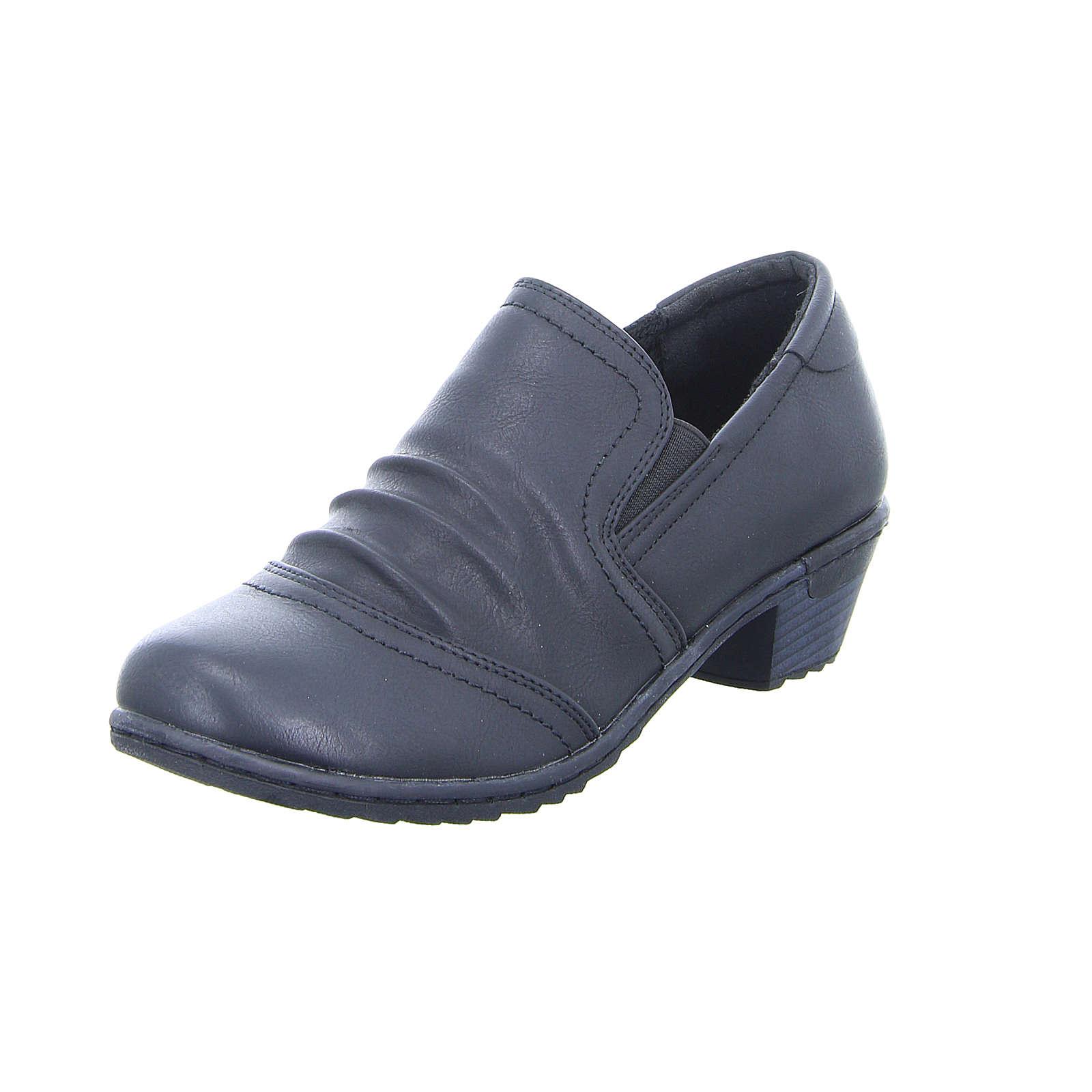 Alyssa Damen Slipper DLY-2-BLK Komfort-Slipper grau Damen Gr. 36