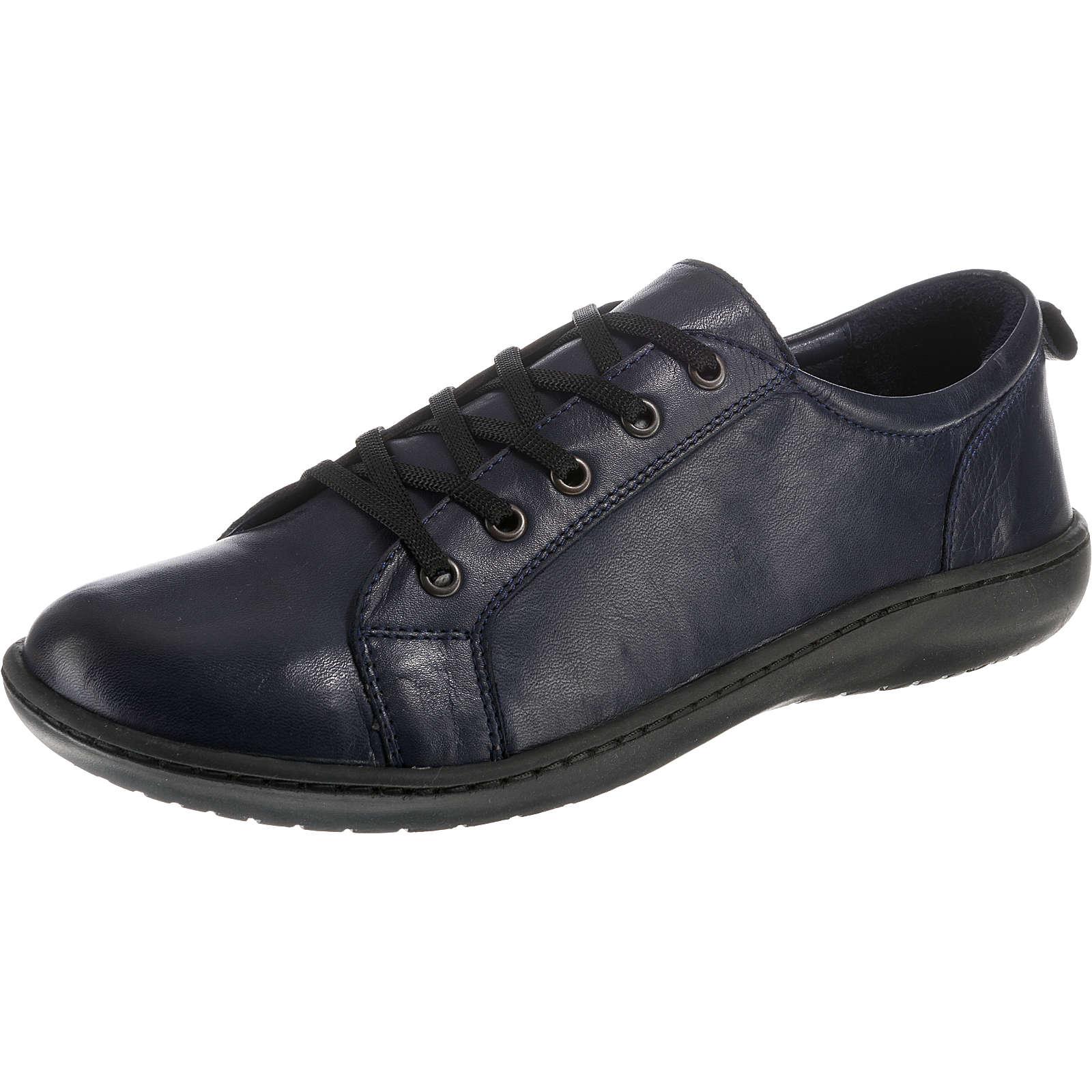 Andrea Conti Sneakers Low dunkelblau Damen Gr. 37
