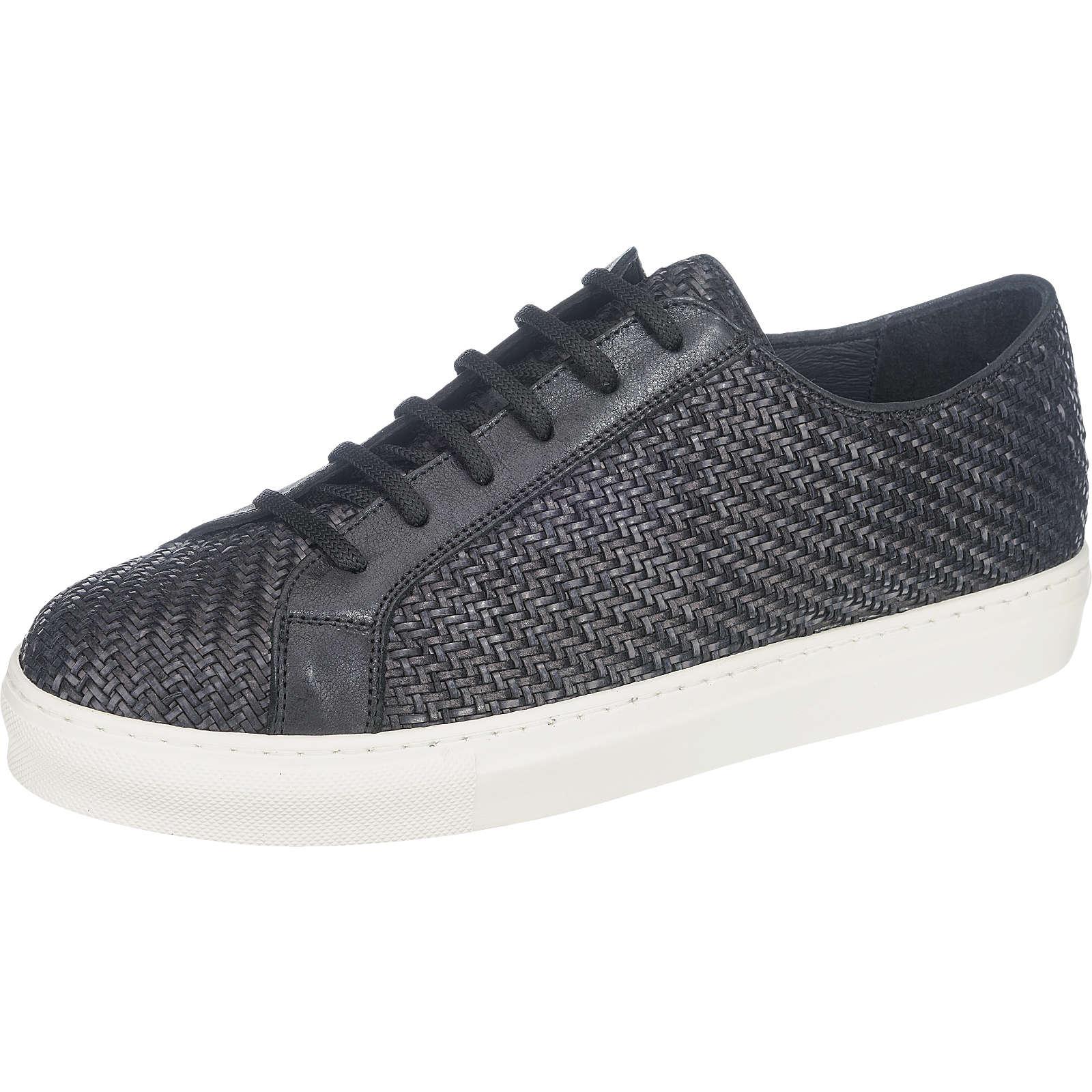 ANTICA CUOIERIA Sneakers schwarz Herren Gr. 46