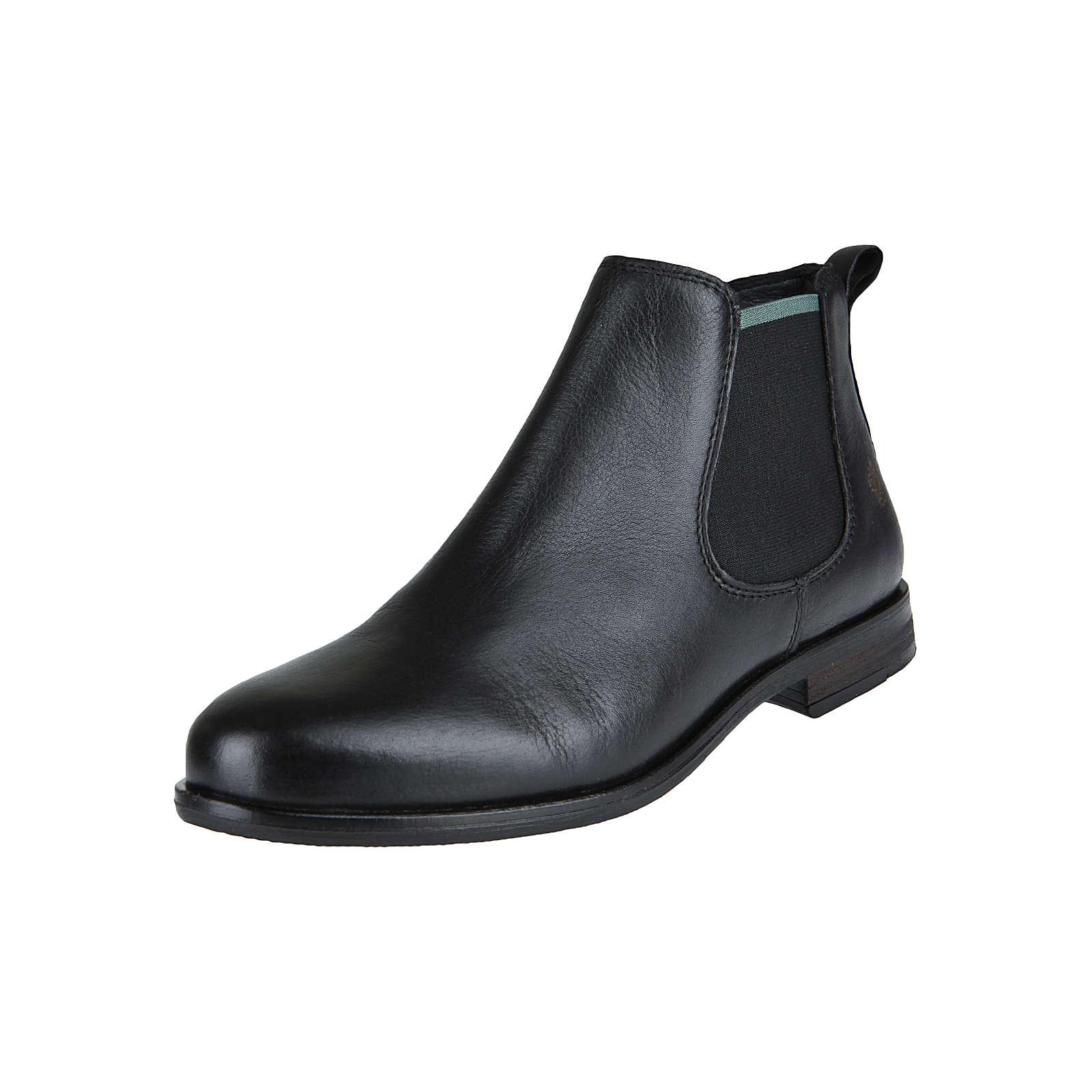 Apple of Eden Chelsea Boots MANON Klassische Stiefeletten schwarz Damen Gr. 41