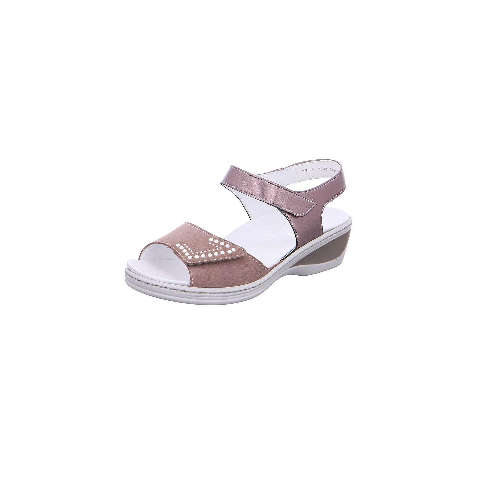 ara Klassische Sandalen bronze Damen Gr. 41