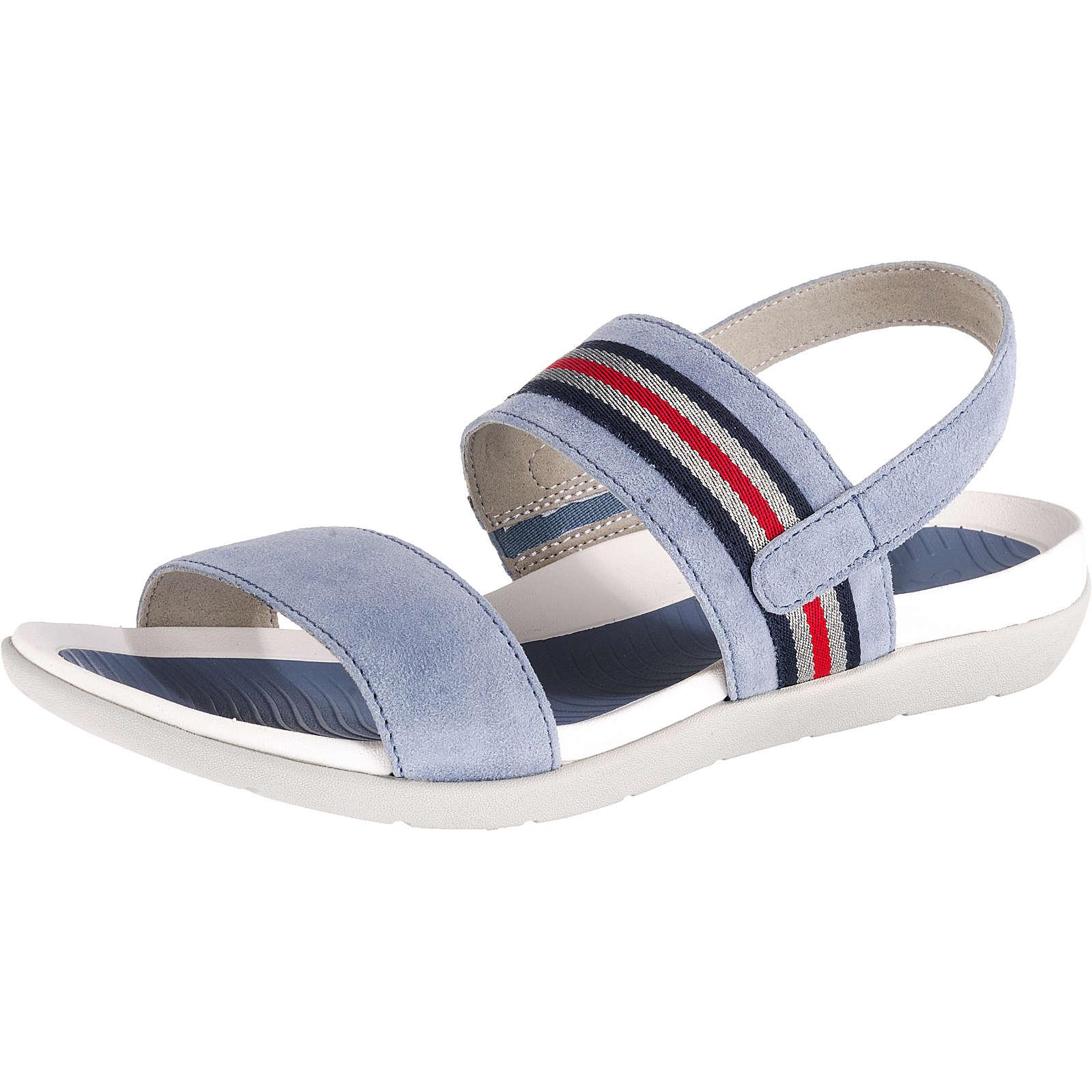 ara Nepal weit Klassische Sandalen hellblau Damen Gr. 40