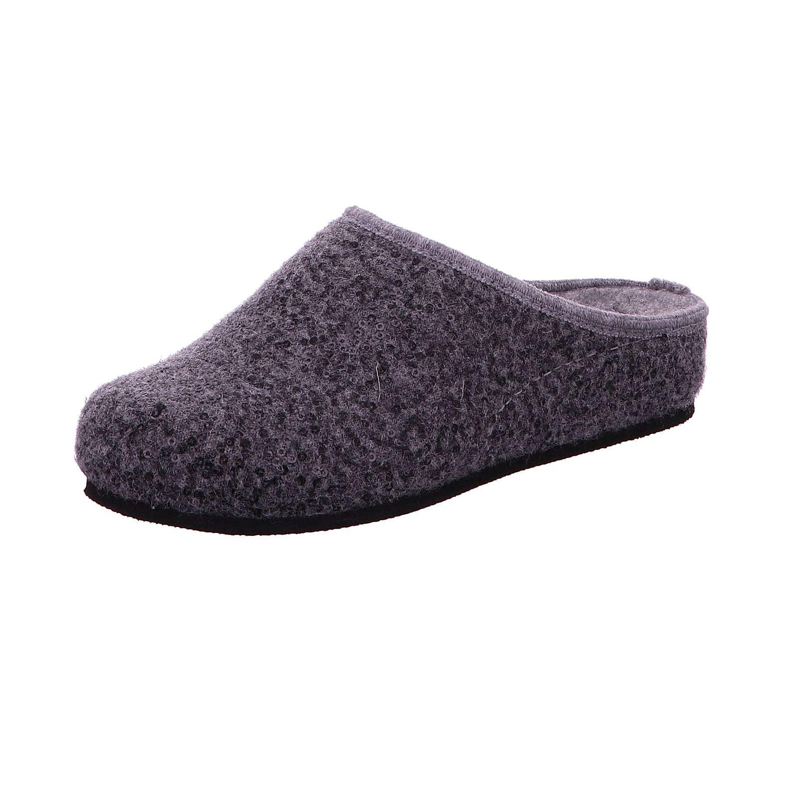 ara Pantoffeln grau Damen Gr. 36
