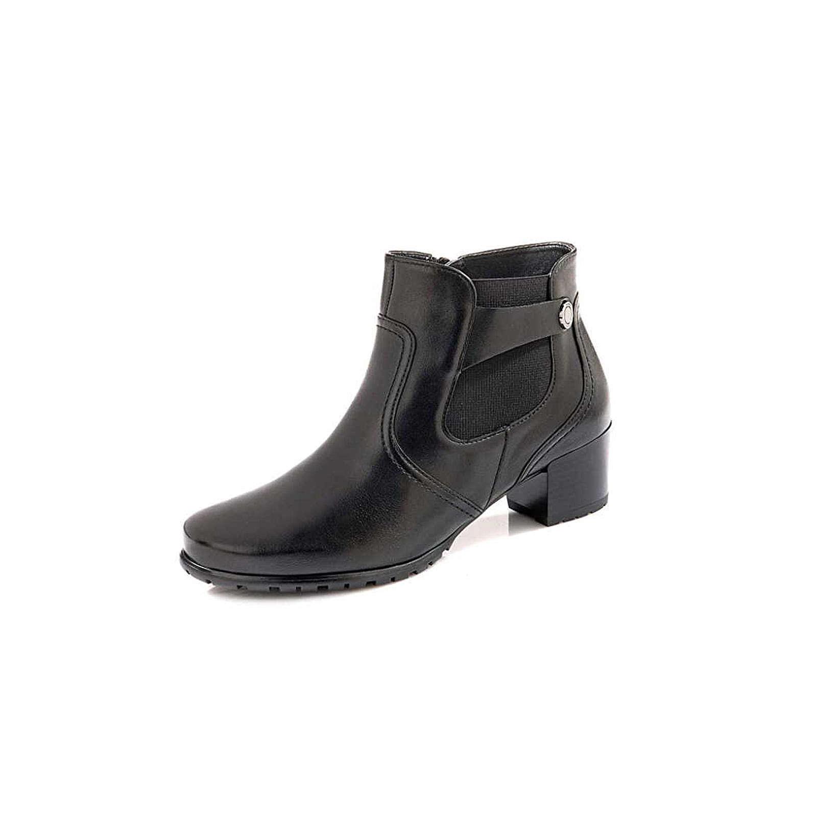 ara Stiefel schwarz Klassische Stiefeletten schwarz Damen Gr. 36