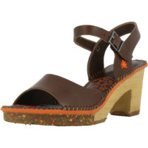 *art 0325 Mojave Vachetta Brown/ Amsterdam Klassische Sandaletten braun Damen Gr. 41