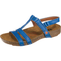 *art 0946 Memphis Sea /I Breathe T-Steg-Sandalen blau Damen Gr. 39