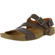 *art 0999 Memphis Brown / I Breathe Klassische Sandalen braun Damen Gr. 40