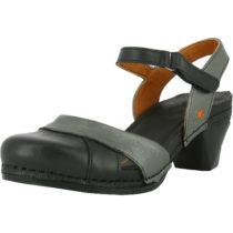 *art 1122 Memphis Black/ I Enjoy Klassische Sandaletten schwarz-kombi Damen Gr. 37