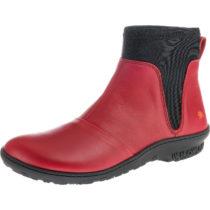 *art Antibes Chelsea Boots rot-kombi Damen Gr. 41