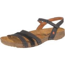 *art Klassische Sandalen schwarz Damen Gr. 42