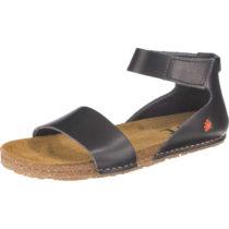 *art Klassische Sandalen schwarz Damen Gr. 36