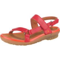 *art Komfort-Sandalen weinrot Damen Gr. 41