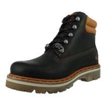 *art Leder Stiefelette Ankle Boot Soma 1182 Schwarz Black Schnürstiefeletten schwarz Damen Gr. 37