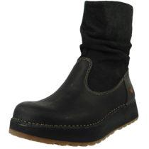*art Leder Stiefelette Gefüttert Ankle Boot Heathrow 1029 Schwarz Black Night Klassische Stiefeletten schwarz Damen Gr. 39