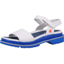 *art Sandalen Klassische Sandaletten blau/weiß Damen Gr. 38