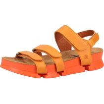 *art Sandalen Klassische Sandaletten orange Damen Gr. 37