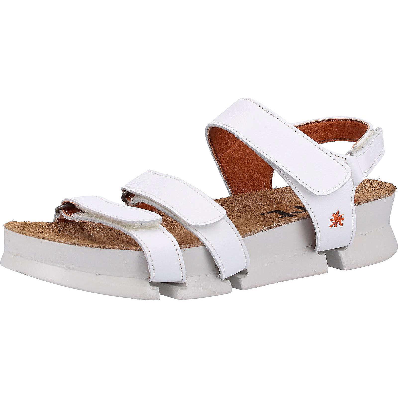 *art Sandalen Klassische Sandaletten weiß Damen Gr. 37
