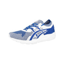 ASICS Gel-Kayano Trainer Knit Sneakers Low blau Herren Gr. 42