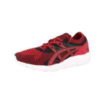 ASICS Gel-Kayano Trainer Knit Sneakers Low rot Herren Gr. 41,5