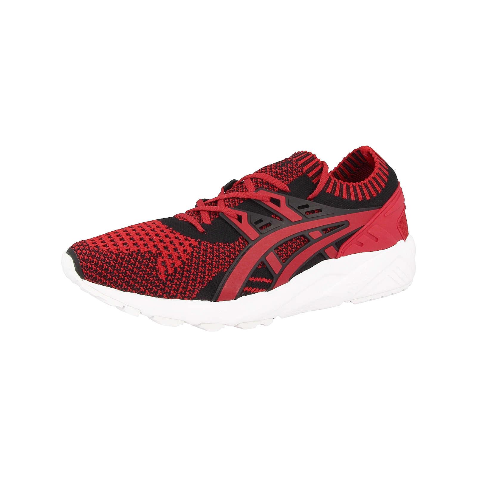 ASICS Gel-Kayano Trainer Knit Sneakers Low rot Herren Gr. 41,5